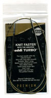 Circular Addi Turbo Needles 32""